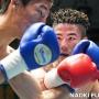 大保龍斗7 トランクス・ガウン:RONER 写真:福田直樹