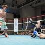 波田大和 トランクス・ガウン:RONER 写真:福田直樹