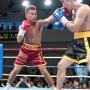 カリエンテ子安 トランクス・ガウン:RONER 写真:福田直樹