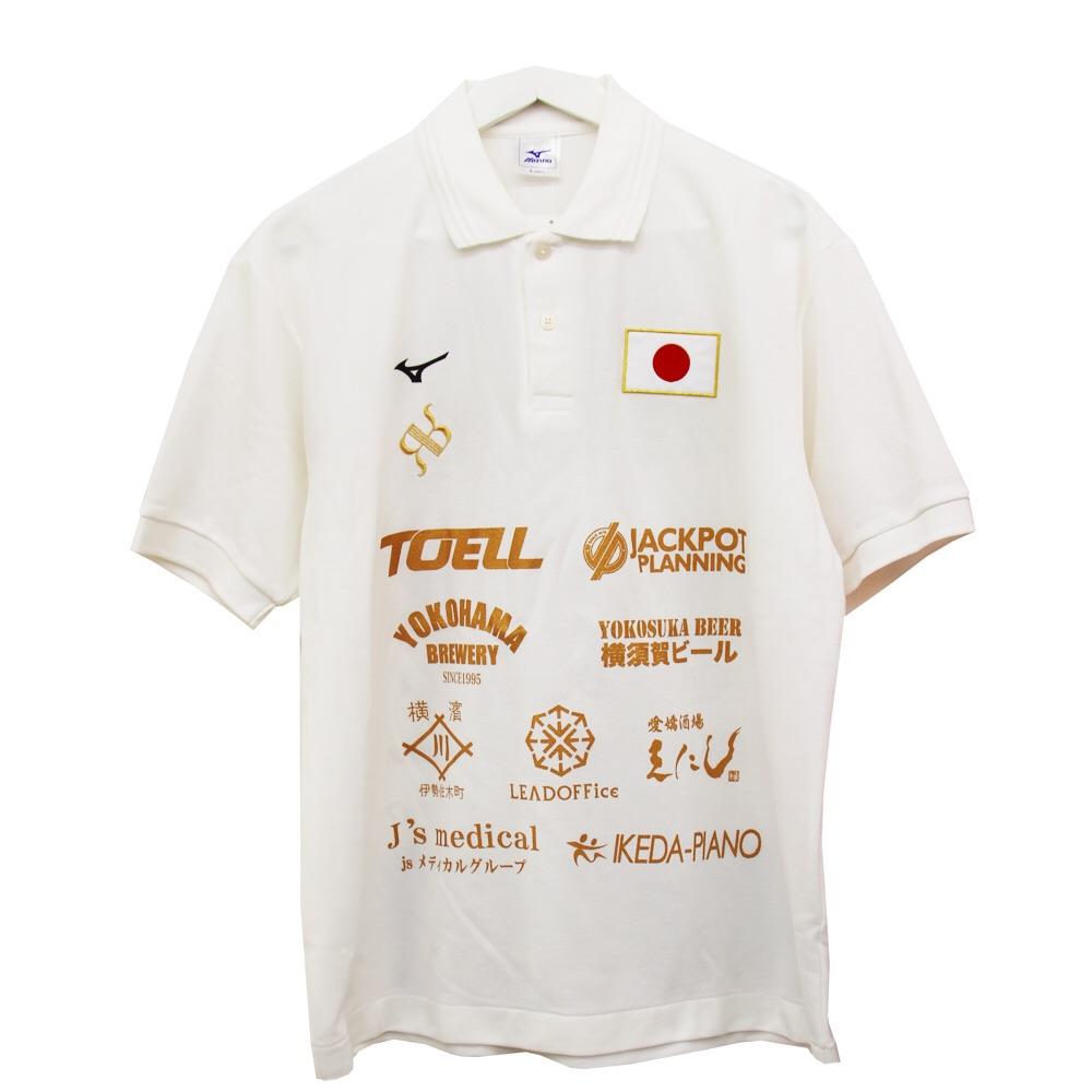 ポロシャツ1:大竹秀典(金子)選手