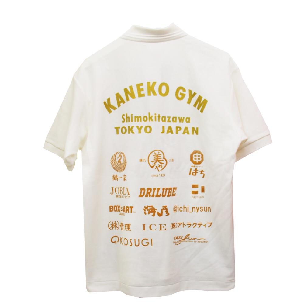 ポロシャツ2:大竹秀典(金子)選手